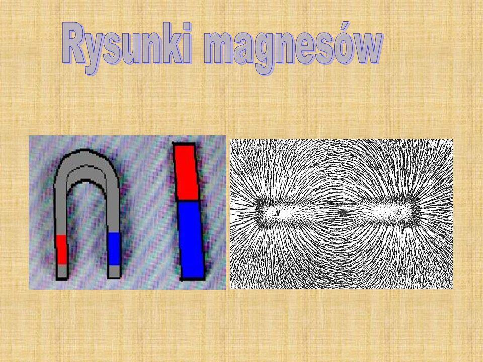 Rysunki magnesów