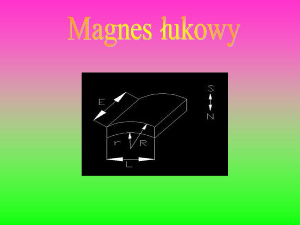 Magnes łukowy