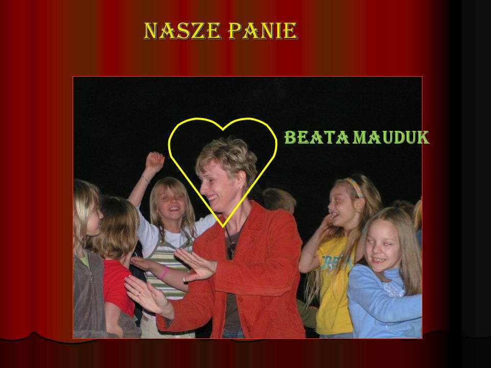 Nasze panie Beata Mauduk