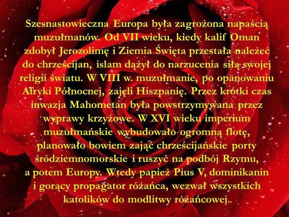 Szesnastowieczna Europa była zagrożona napaścią muzułmanów