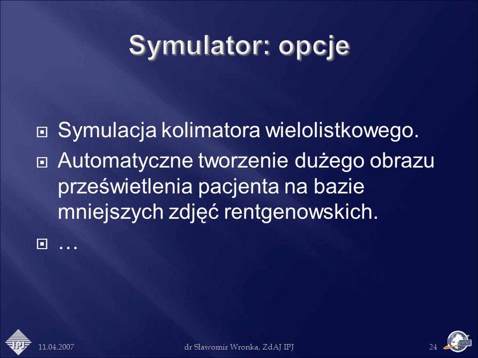 dr Sławomir Wronka, ZdAJ IPJ