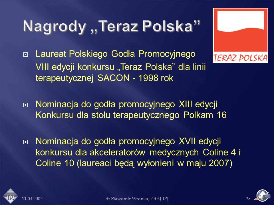 """Nagrody """"Teraz Polska"""