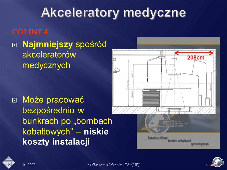 Akceleratory medyczne