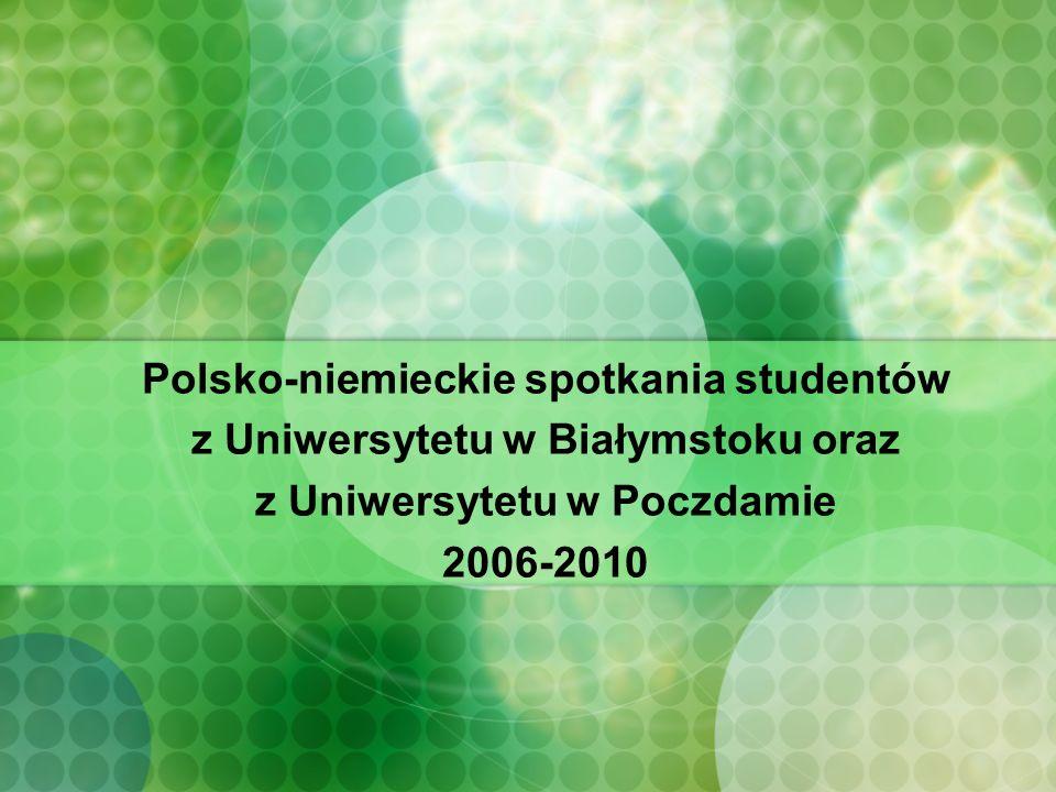 Polsko-niemieckie spotkania studentów