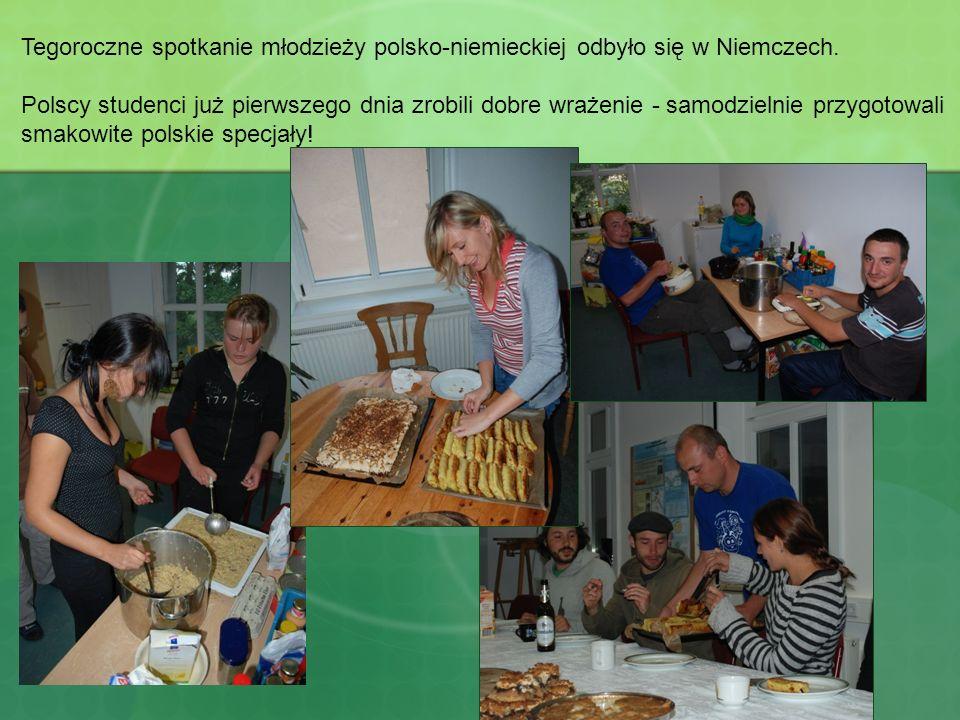 Tegoroczne spotkanie młodzieży polsko-niemieckiej odbyło się w Niemczech.