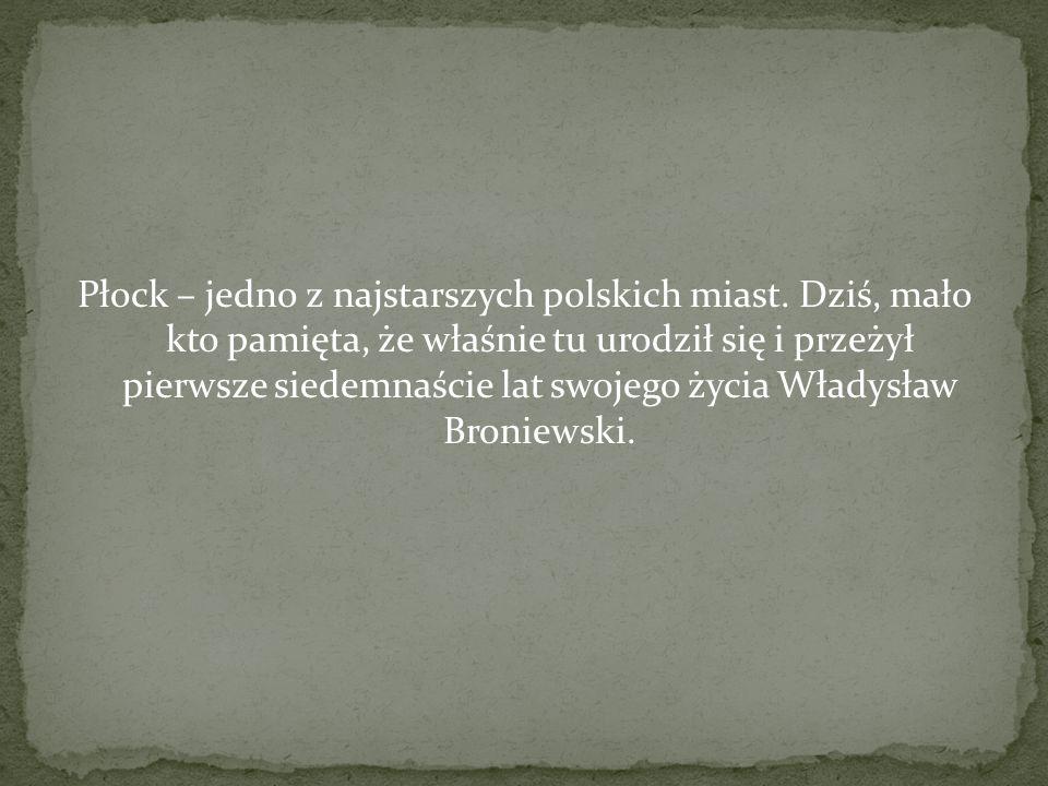 Płock – jedno z najstarszych polskich miast