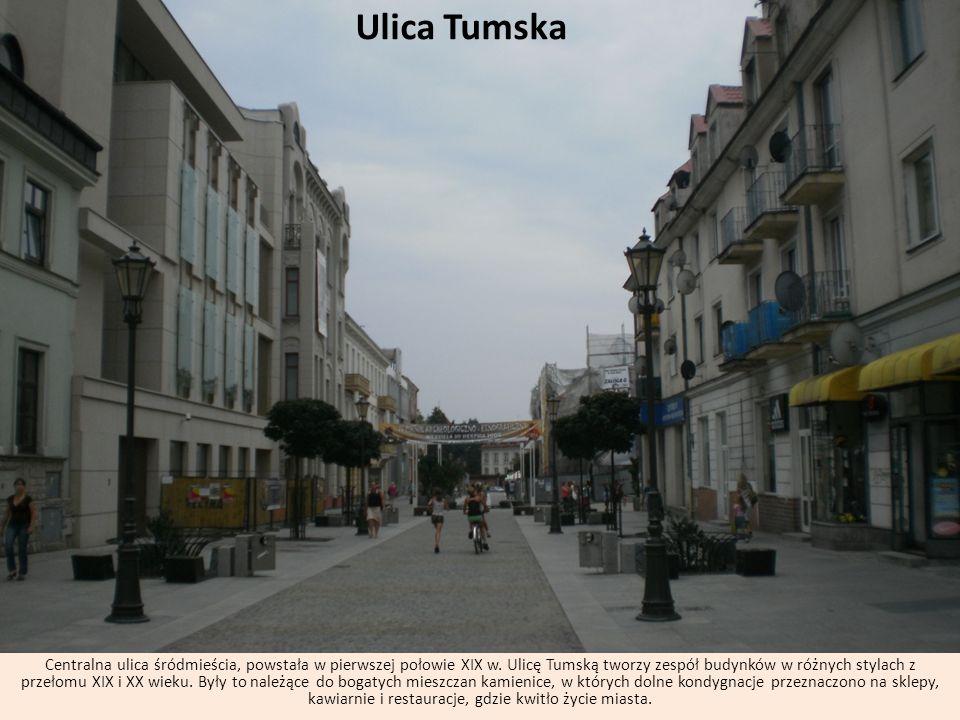 Ulica Tumska