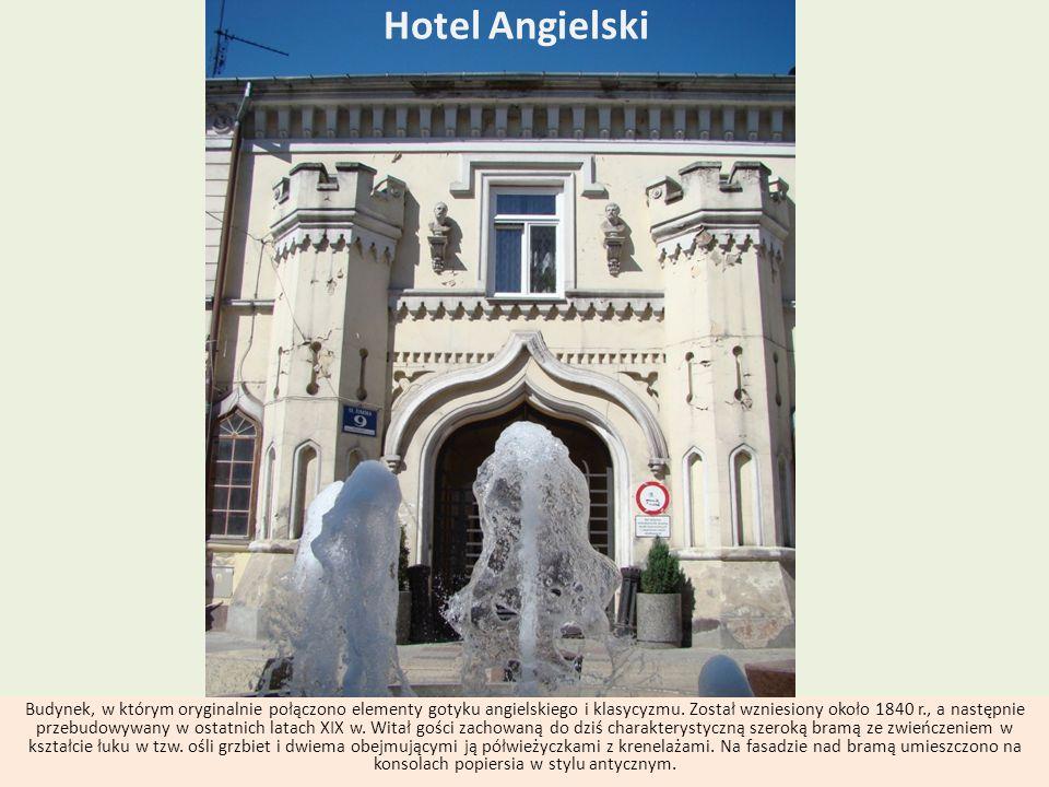 Hotel Angielski