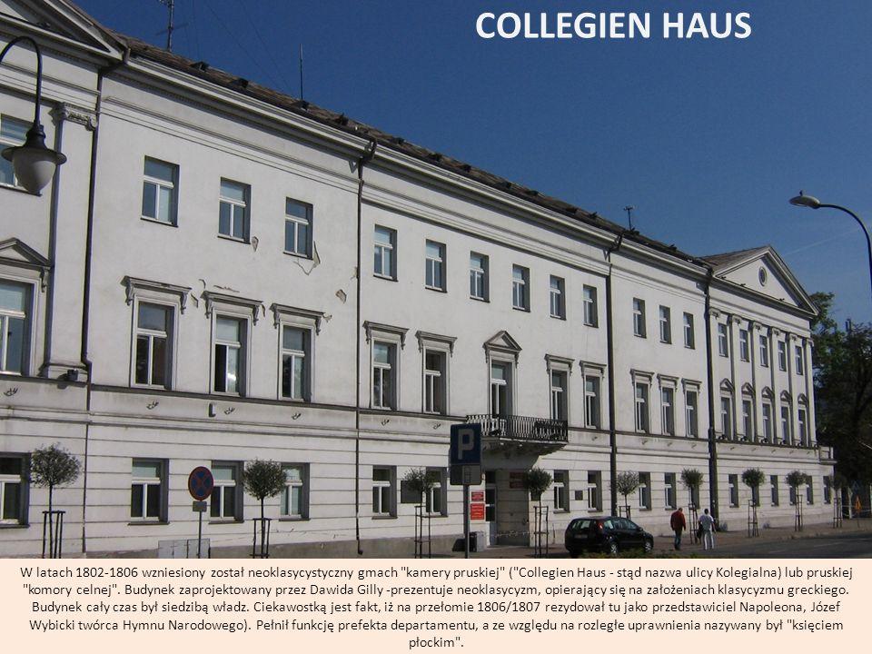 COLLEGIEN HAUS
