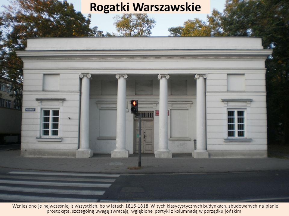 Rogatki Warszawskie