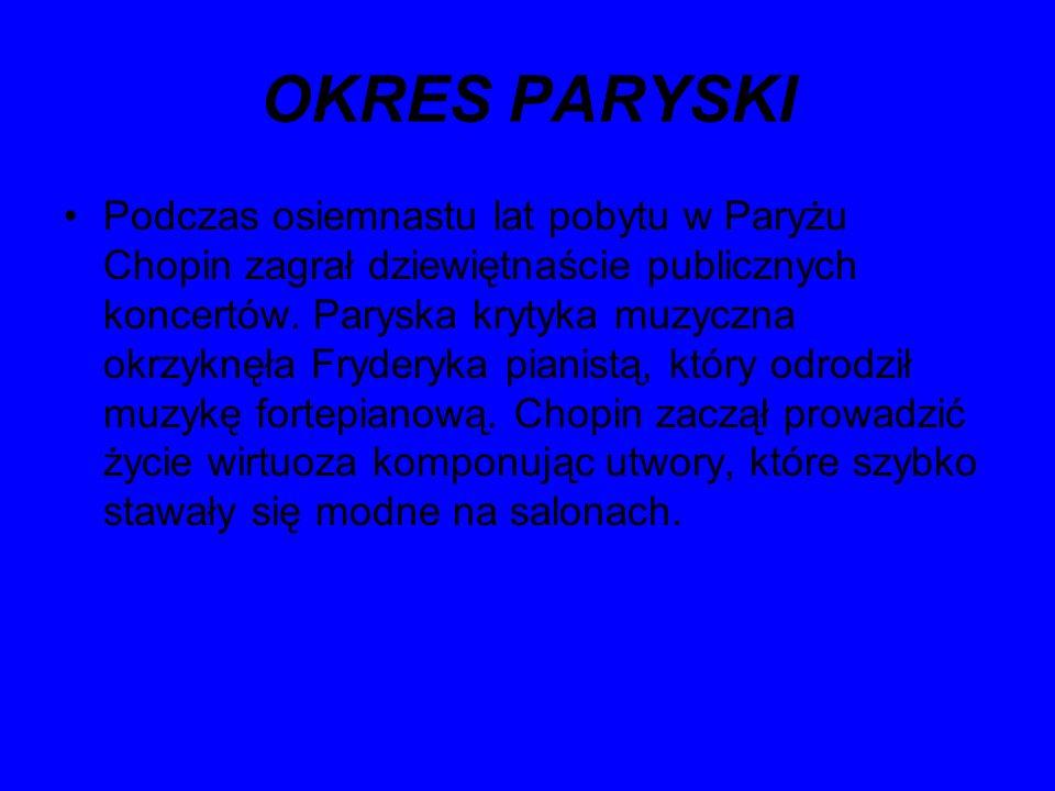 OKRES PARYSKI