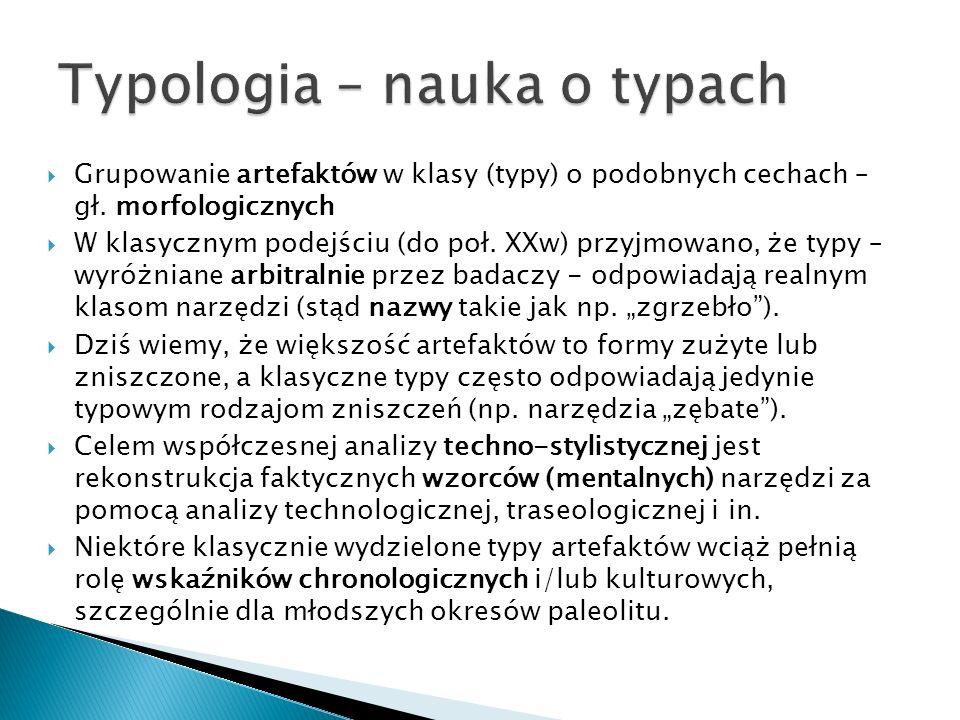 Typologia – nauka o typach