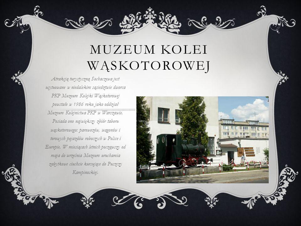 Muzeum Kolei wąskotorowej