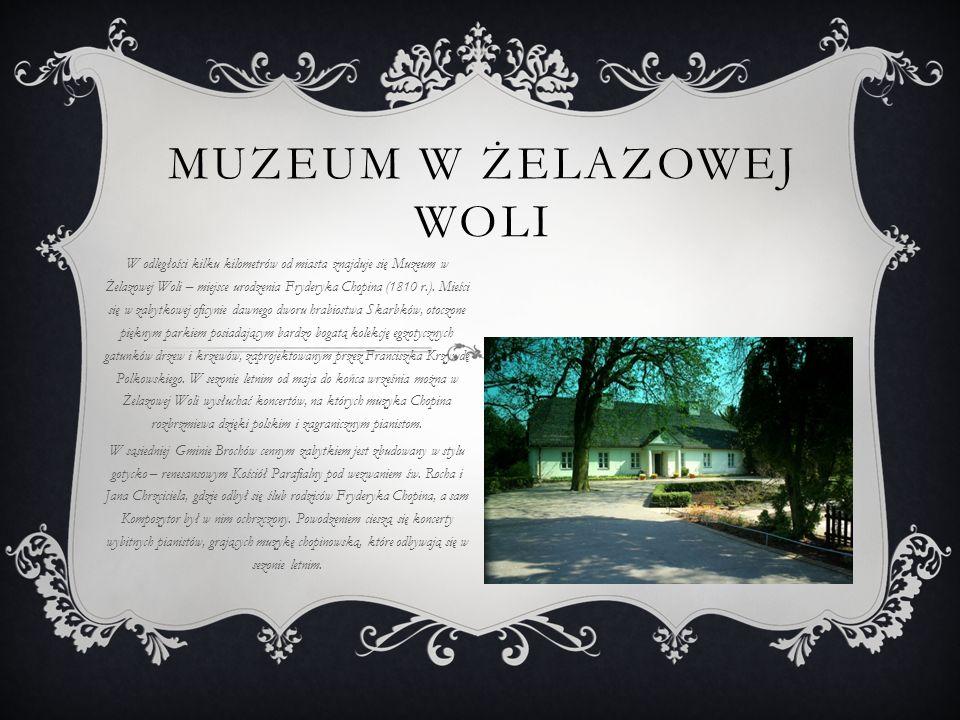 Muzeum w Żelazowej Woli