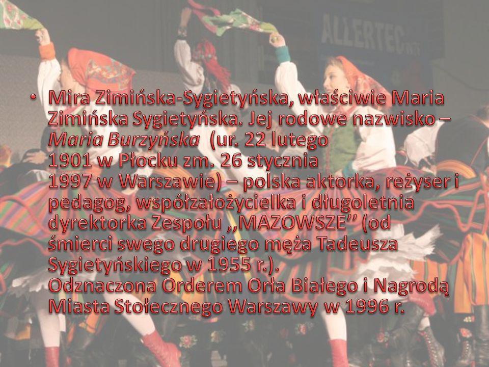 Mira Zimińska-Sygietyńska, właściwie Maria Zimińska Sygietyńska