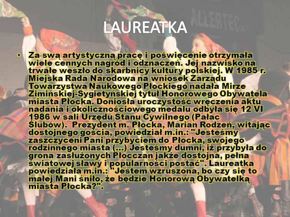 LAUREATKA