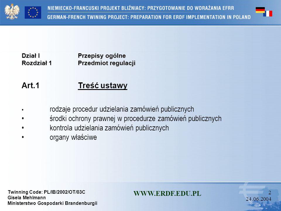 środki ochrony prawnej w procedurze zamówień publicznych