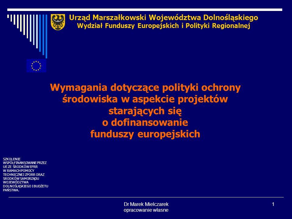 funduszy europejskich
