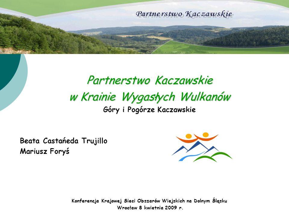 Partnerstwo Kaczawskie w Krainie Wygasłych Wulkanów