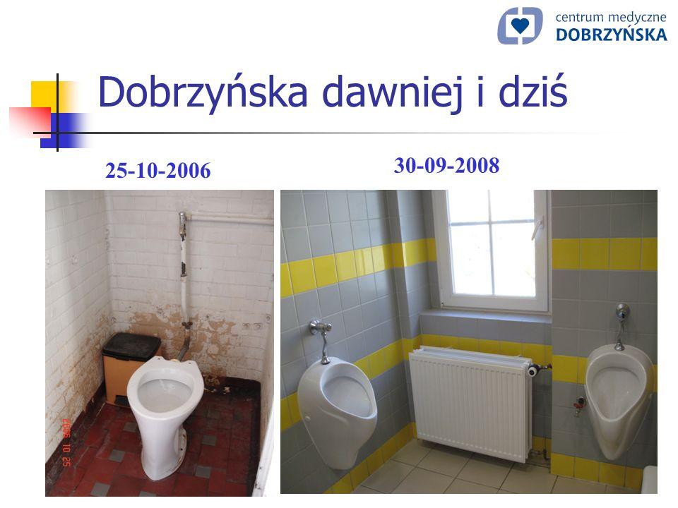 Dobrzyńska dawniej i dziś