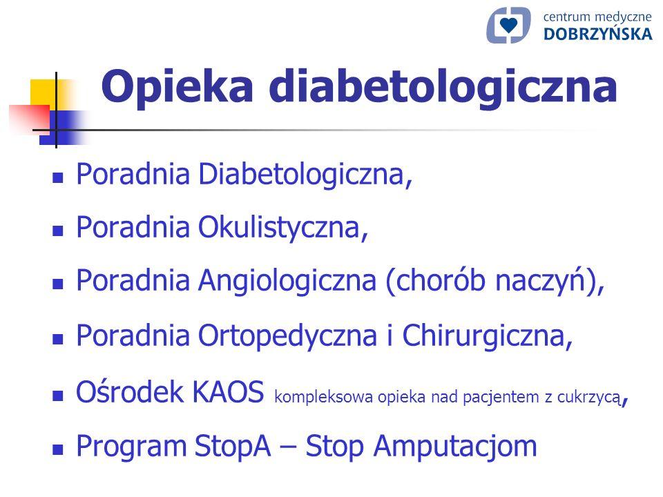 Opieka diabetologiczna