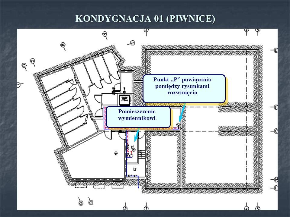 KONDYGNACJA 01 (PIWNICE)