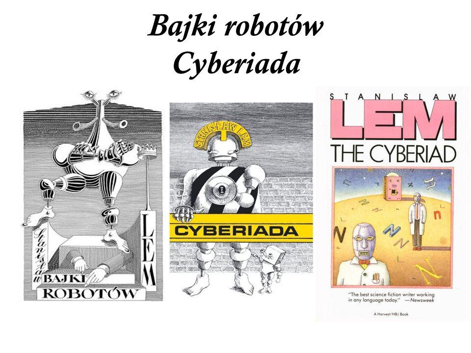 Bajki robotów Cyberiada