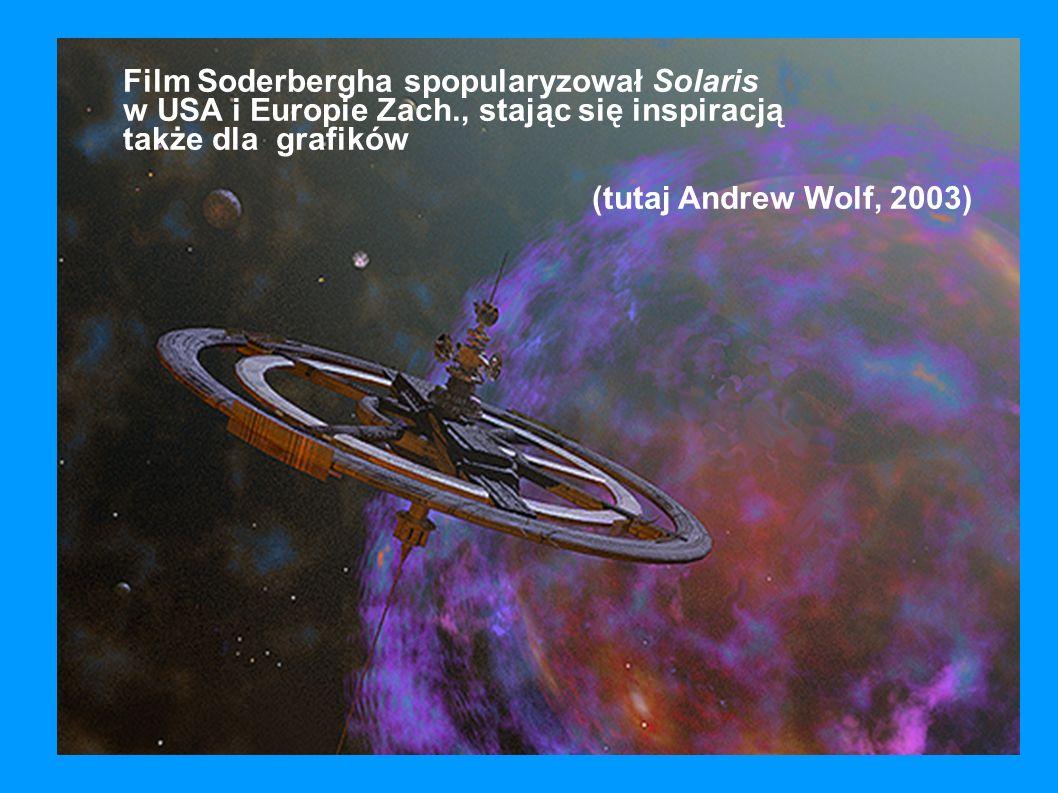 Film Soderbergha spopularyzował Solaris