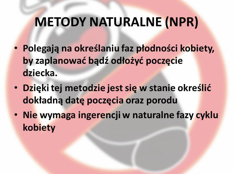 METODY NATURALNE (NPR)