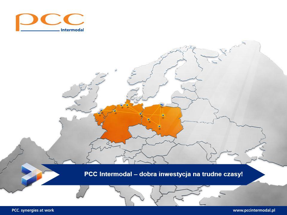 PCC Intermodal – dobra inwestycja na trudne czasy!