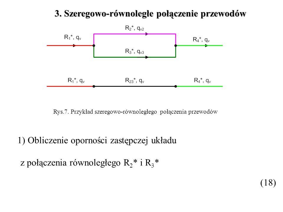 3. Szeregowo-równoległe połączenie przewodów