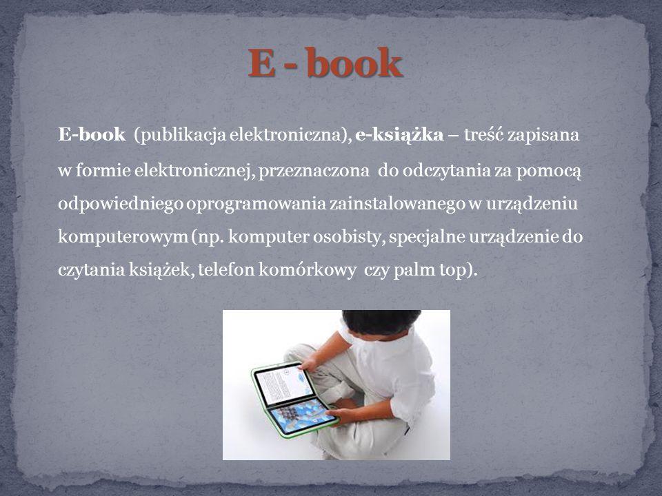 E - book