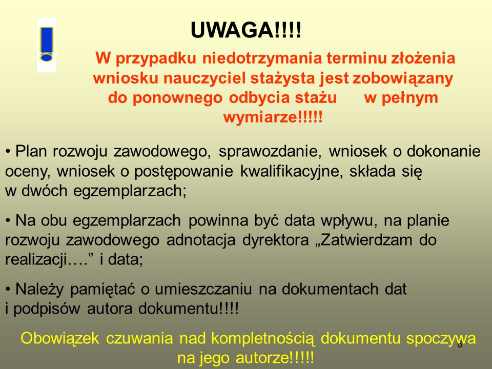 UWAGA!!!!