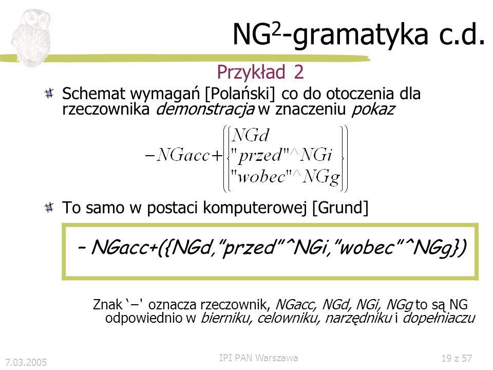 – NGacc+({NGd, przed ^NGi, wobec ^NGg})