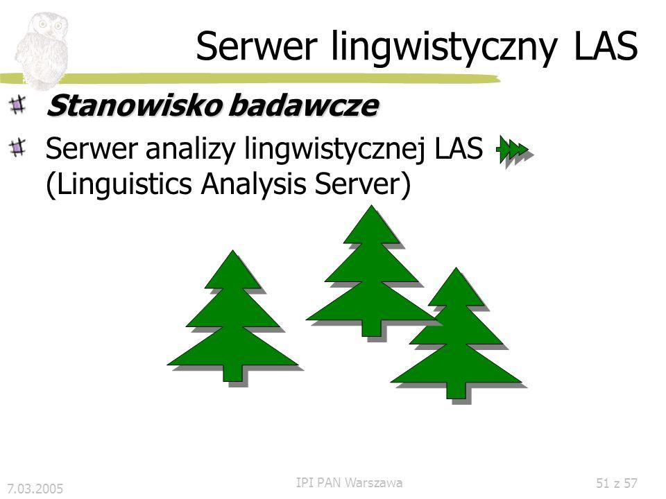 Serwer lingwistyczny LAS