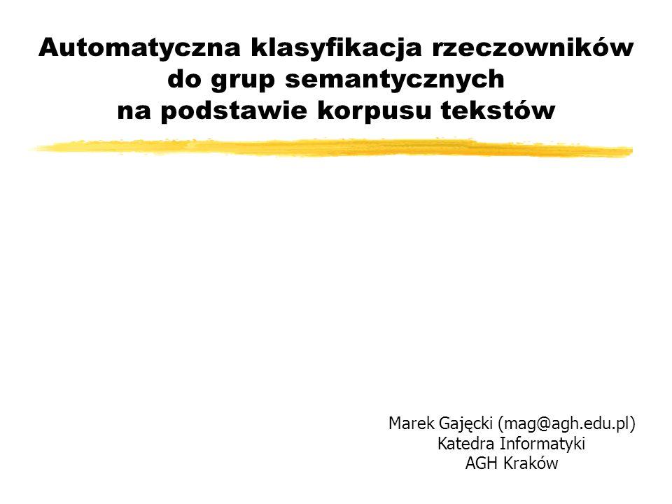 Marek Gajęcki (mag@agh.edu.pl)