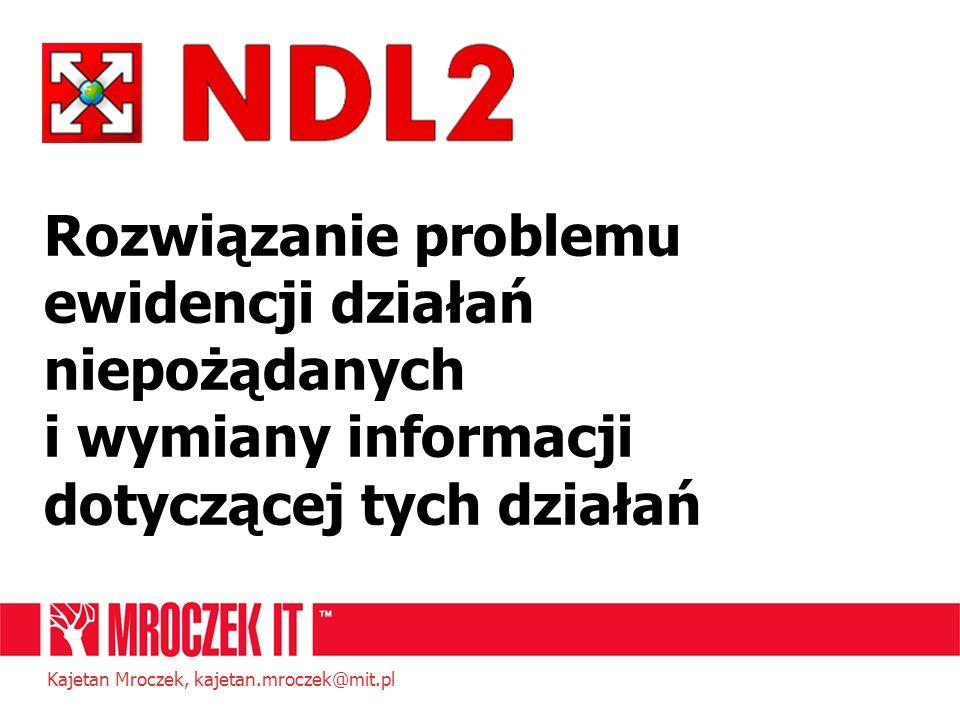 Kajetan Mroczek, kajetan.mroczek@mit.pl