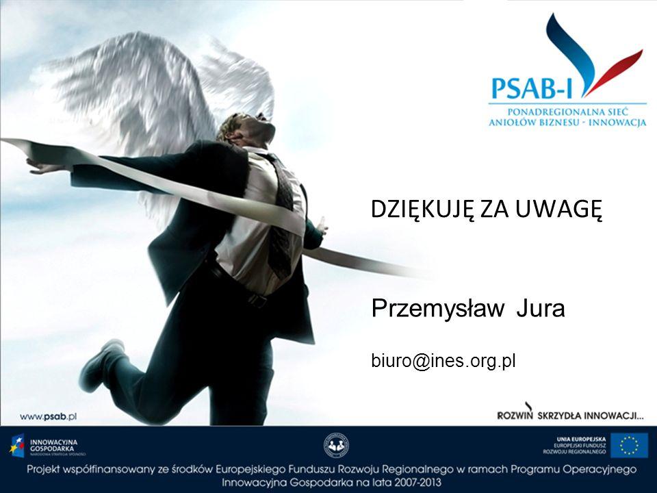 2121 DZIĘKUJĘ ZA UWAGĘ Przemysław Jura biuro@ines.org.pl