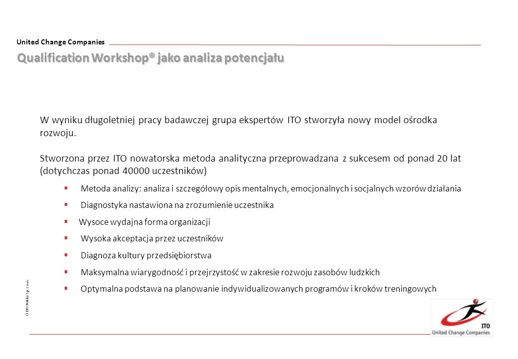 Qualification Workshop® jako analiza potencjału