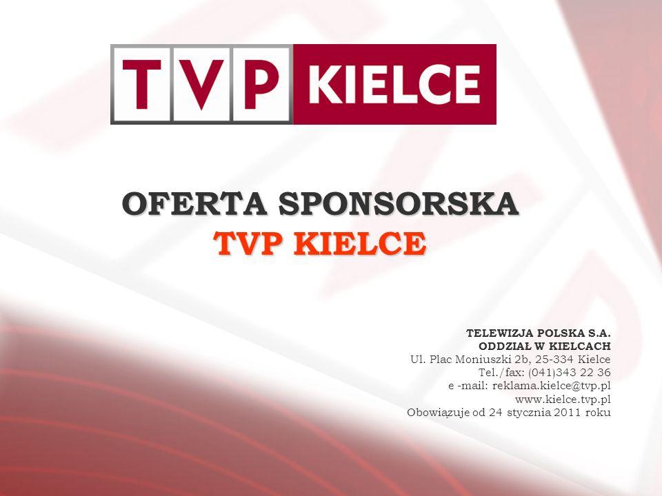 OFERTA SPONSORSKA TVP KIELCE