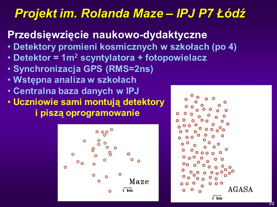 Projekt im. Rolanda Maze – IPJ P7 Łódź