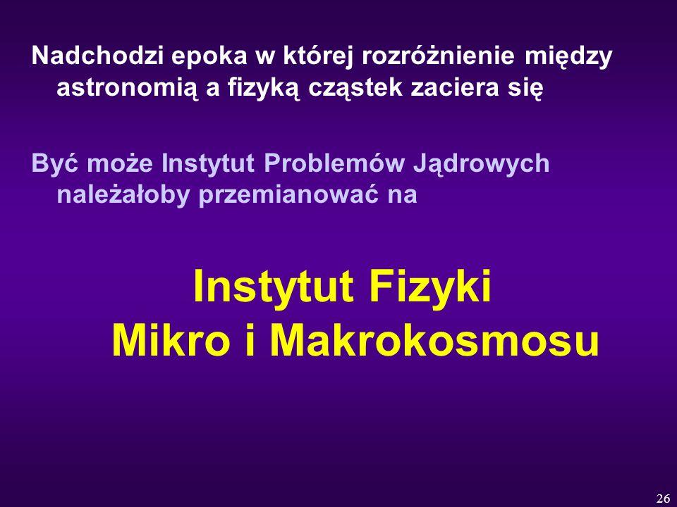 Instytut Fizyki Mikro i Makrokosmosu