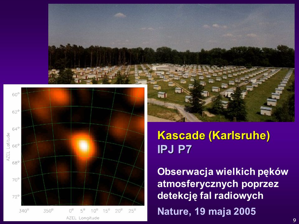 Kascade (Karlsruhe) IPJ P7