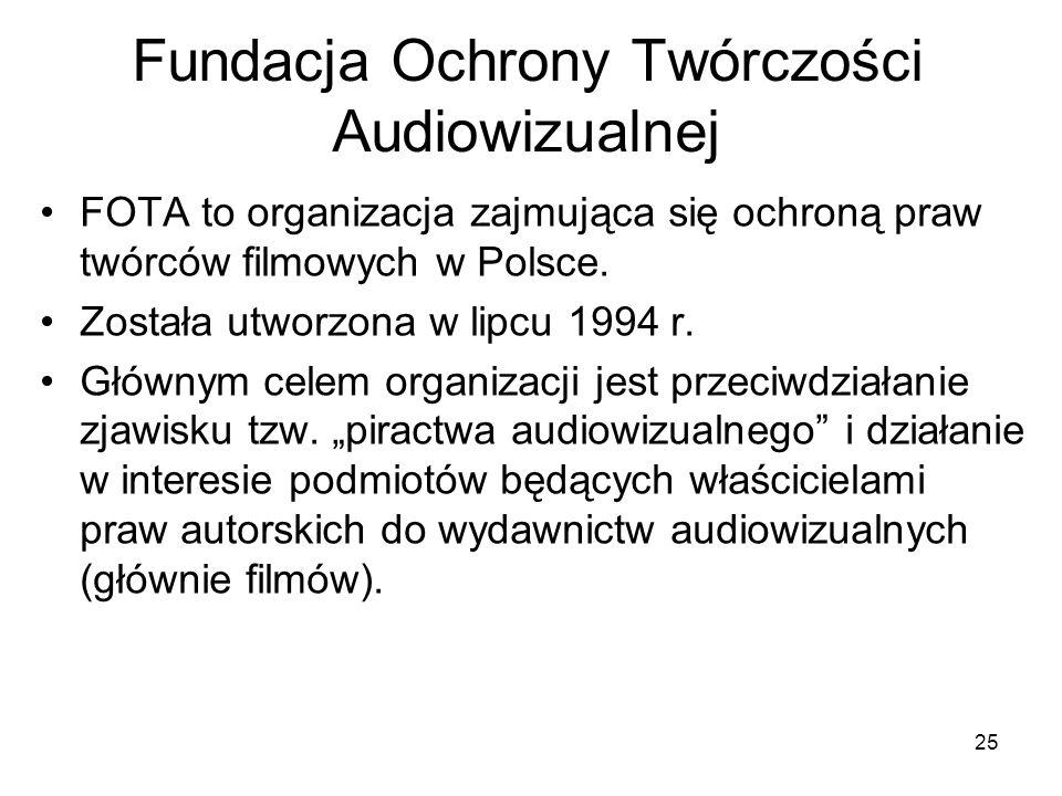 Fundacja Ochrony Twórczości Audiowizualnej