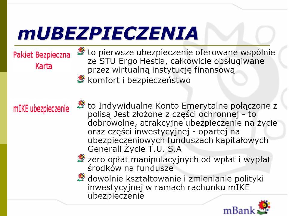 mUBEZPIECZENIA to pierwsze ubezpieczenie oferowane wspólnie ze STU Ergo Hestia, całkowicie obsługiwane przez wirtualną instytucję finansową.