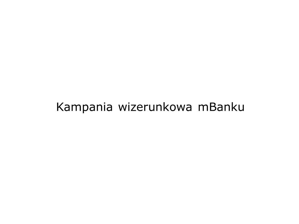 Kampania wizerunkowa mBanku