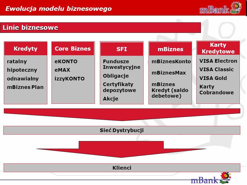 Ewolucja modelu biznesowego