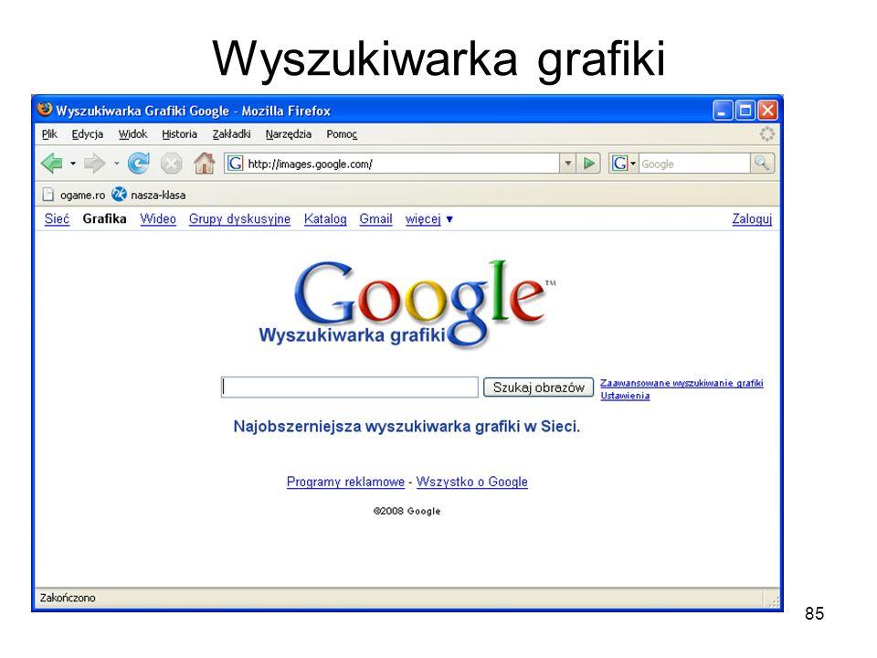 Wyszukiwarka grafiki