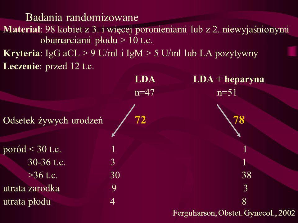 Badania randomizowane