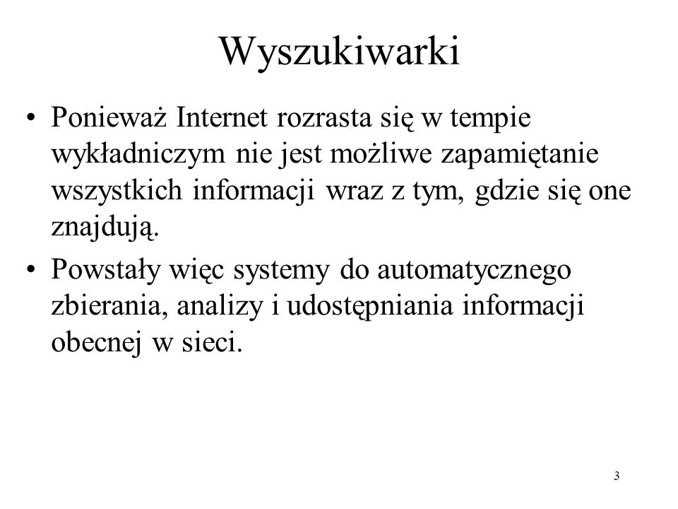 Wyszukiwarki